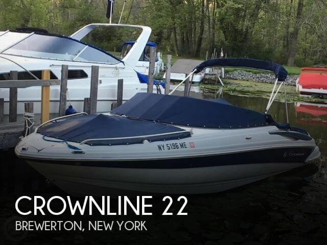 2008 Crownline 220 LS