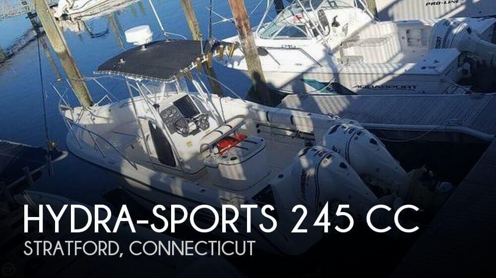 1999 Hydra-Sports 2450 CC