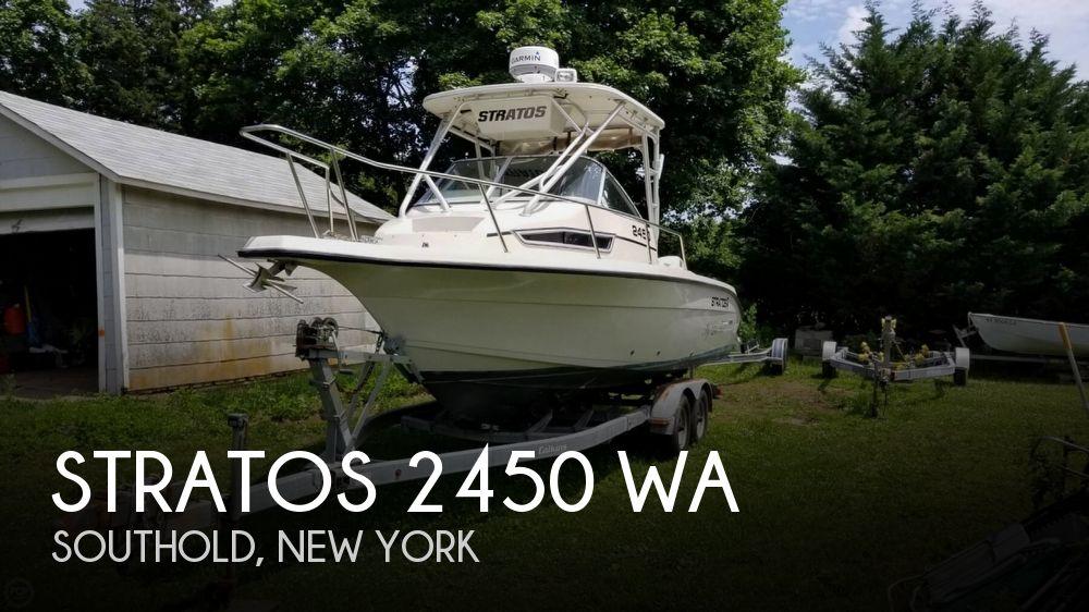 1992 Stratos 2450 WA