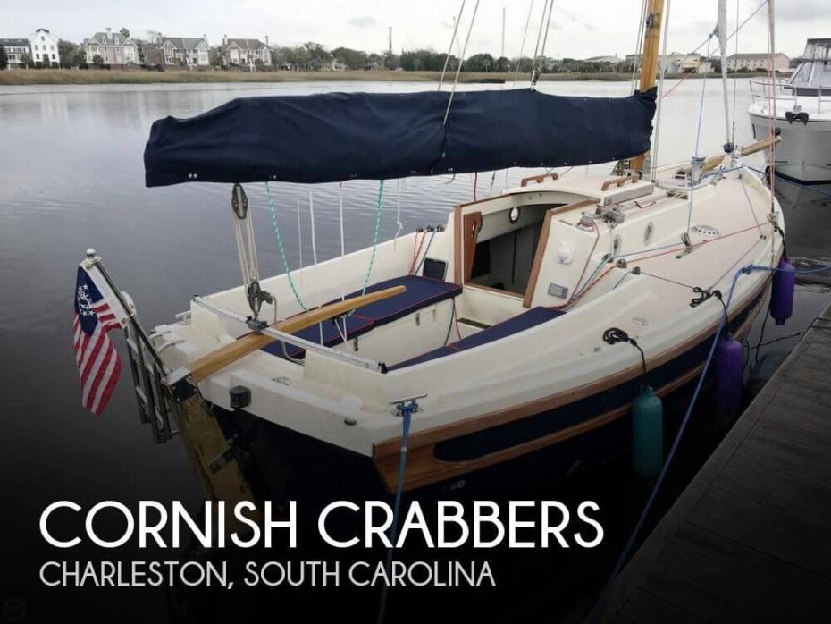 2005 Cornish Crabbers 22 Gaff Rigged Cutter