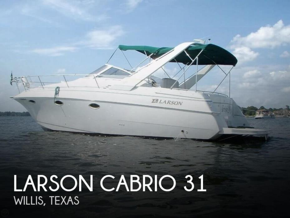 1998 Larson 310 Cabrio