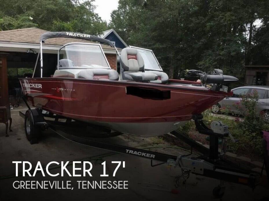 2016 Tracker V-175 Pro Guide