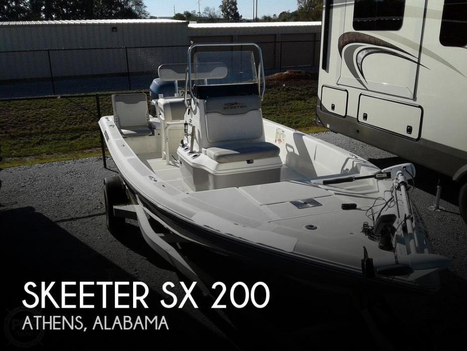2014 Skeeter SX 200