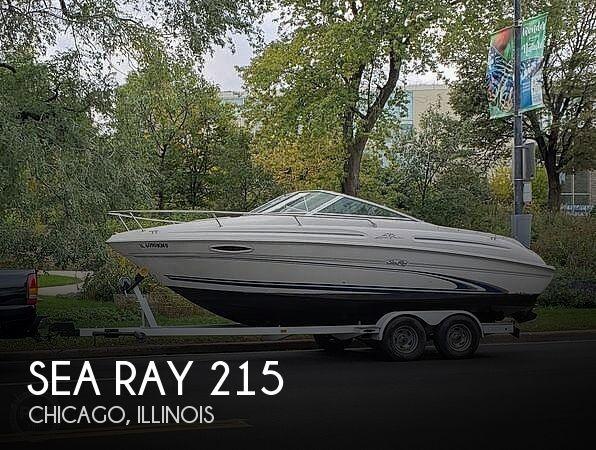 2000 Sea Ray 215