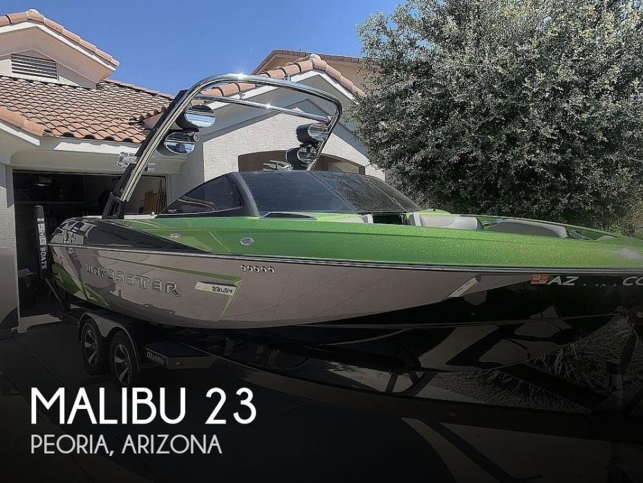 2014 Malibu Wakesetter 23 LSV