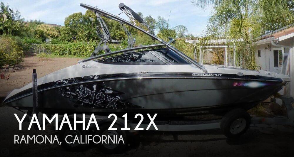 2014 Yamaha 212X