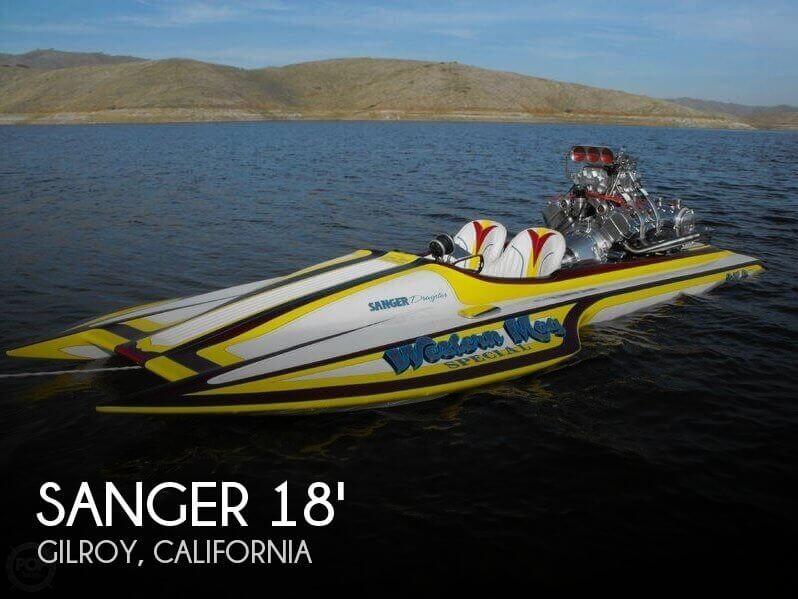 1977 Sanger Hydro Prototype 18