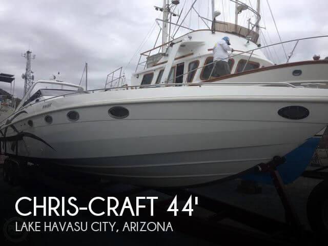 1988 Chris-Craft 415 Stinger