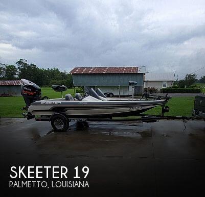 2012 Skeeter 19