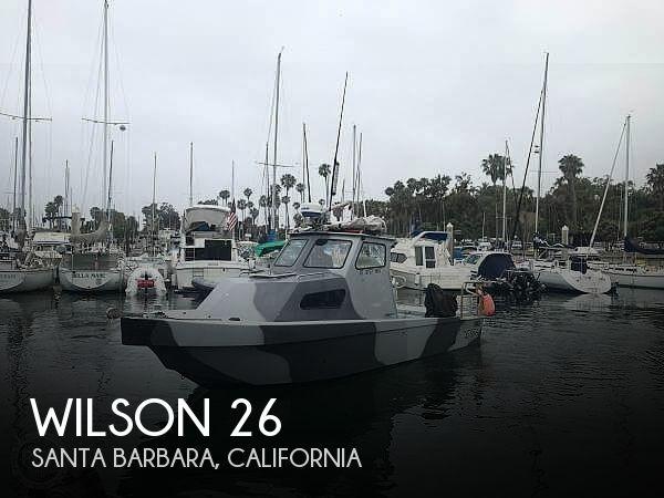 1982 Wilson 26