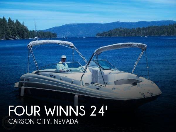 2004 Four Winns 234 Funship