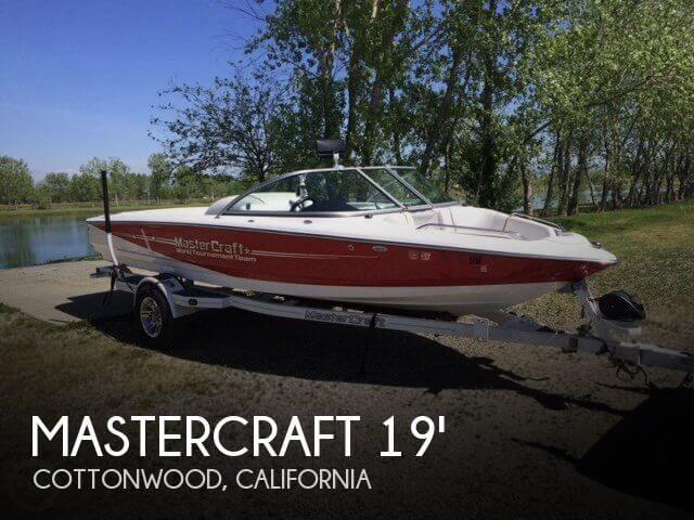 2012 Mastercraft 197 Pro Star WTT