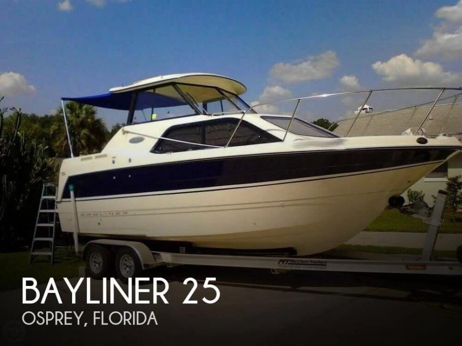 2003 Bayliner 2452 Ciera Classic