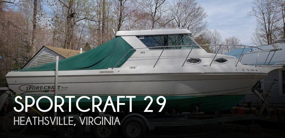 2000 Sportcraft 272 Walkaround