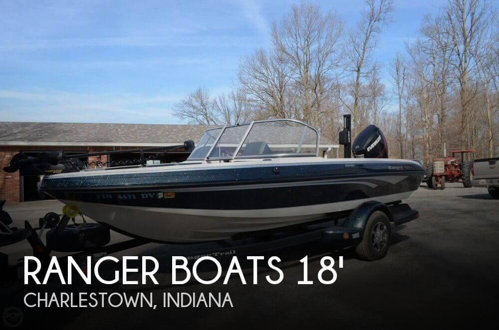 2014 Ranger Boats Reata 1850LS