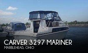 1988 Carver 3297 Mariner