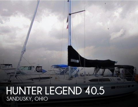 1996 Hunter Legend 40.5