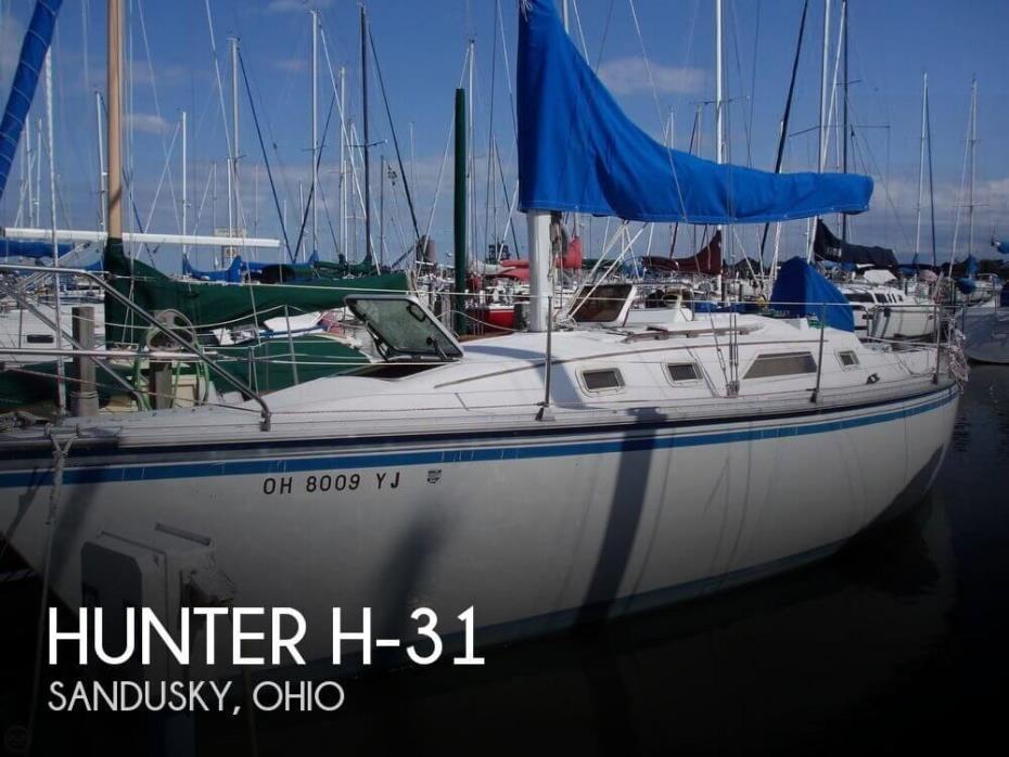1985 Hunter H-31