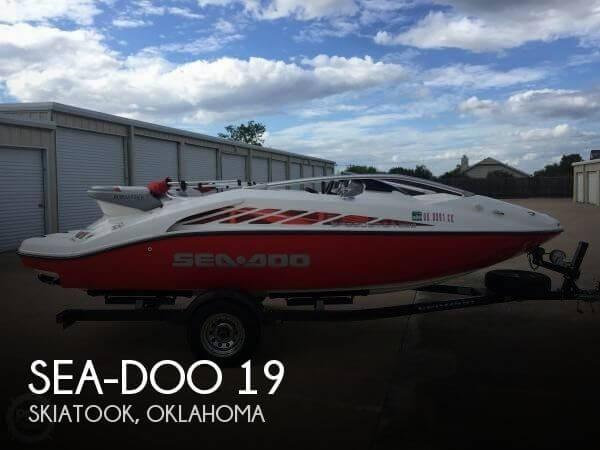 2004 Sea-Doo Speedster 200