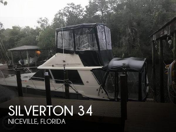 1986 Silverton 34c