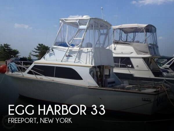1974 Egg Harbor 33
