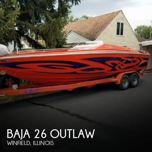 2009 Baja 26 Outlaw