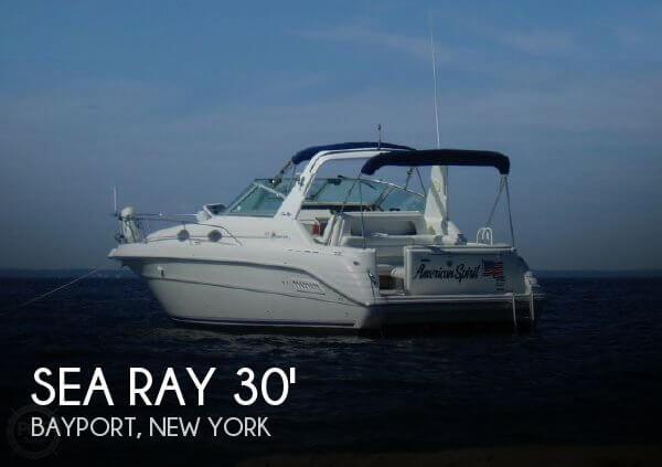 1996 Sea Ray 300 Sundancer