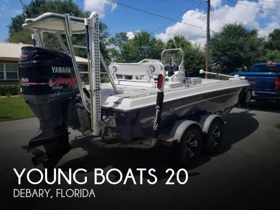 2005 Young Boats 20