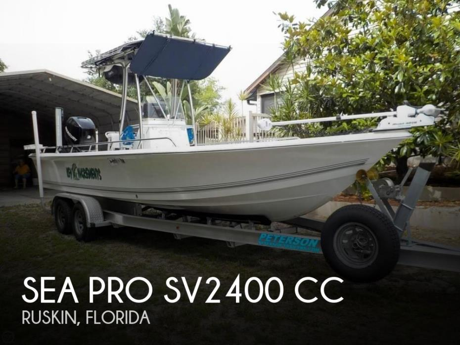 Sea Pro 210cc Boats for sale