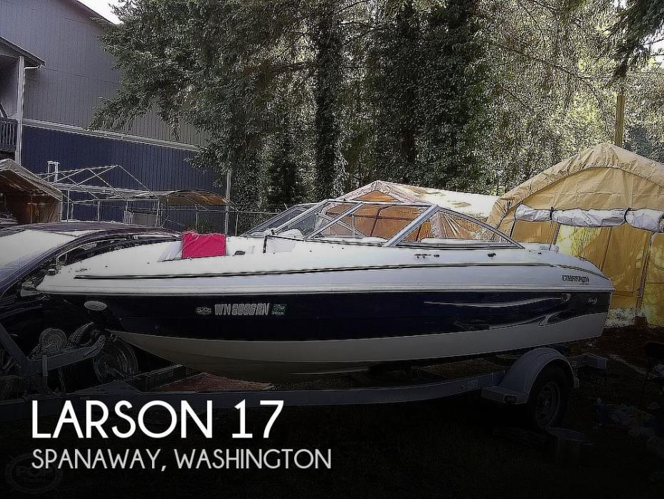 2010 Larson Cimarron 171 Si