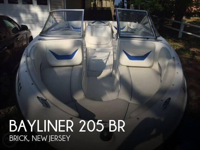 2006 Bayliner 205 BR