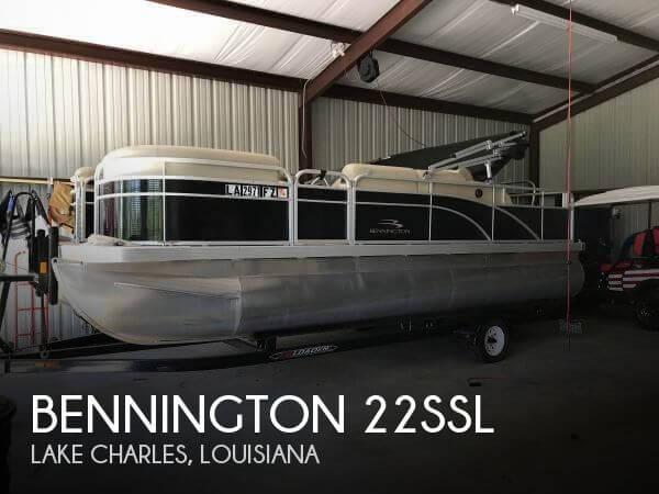 2012 Bennington 22SSL