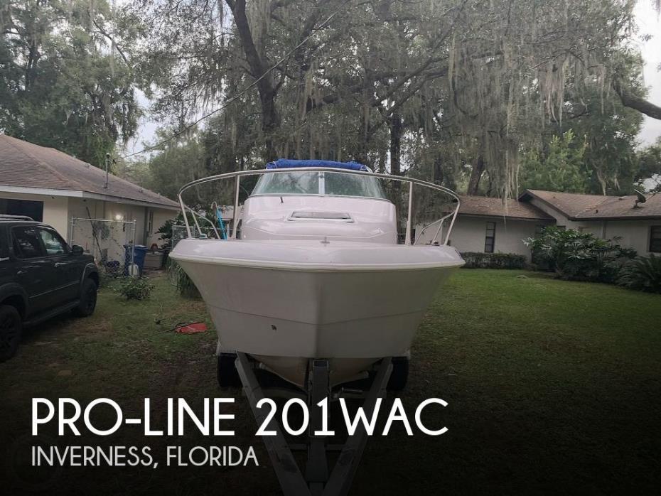 1995 Pro-Line 201WAC