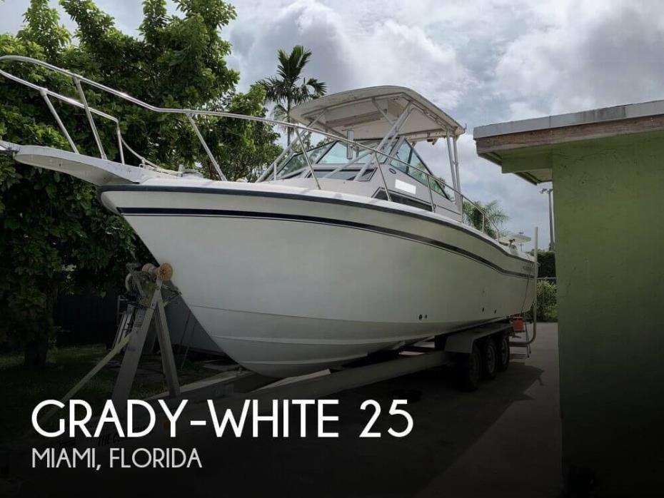 1990 Grady-White 252G Sailfish