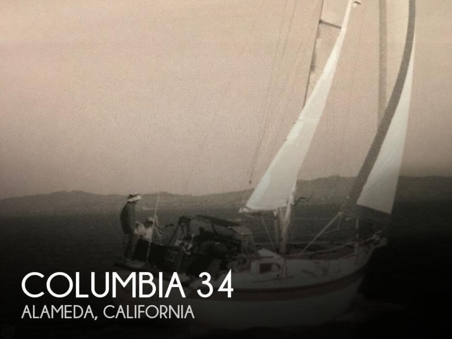 1973 Columbia 34