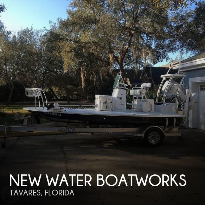 2014 New Water Boatworks 17 Curlew