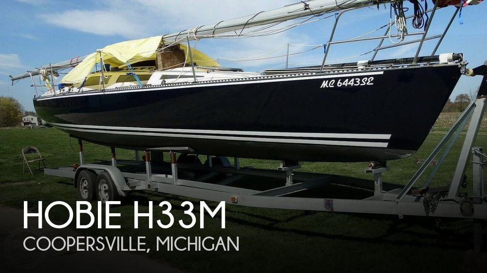 1985 Hobie H33M