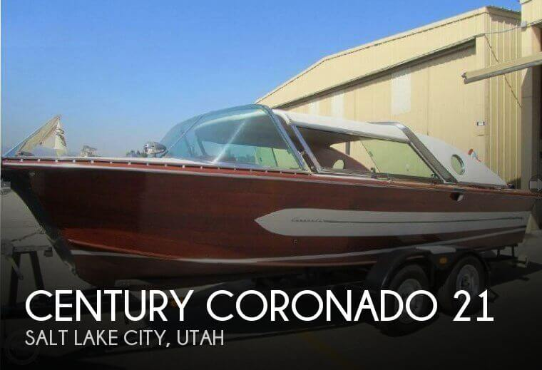 1959 Century Coronado 21