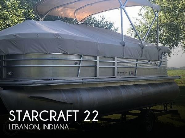 2014 Starcraft Stardeck 206 CRS RE