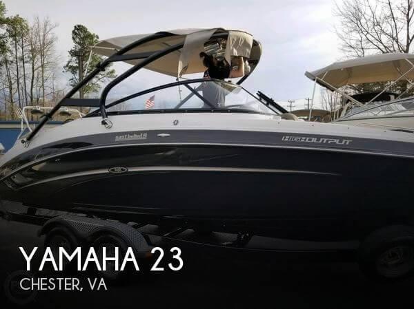 2014 Yamaha 23