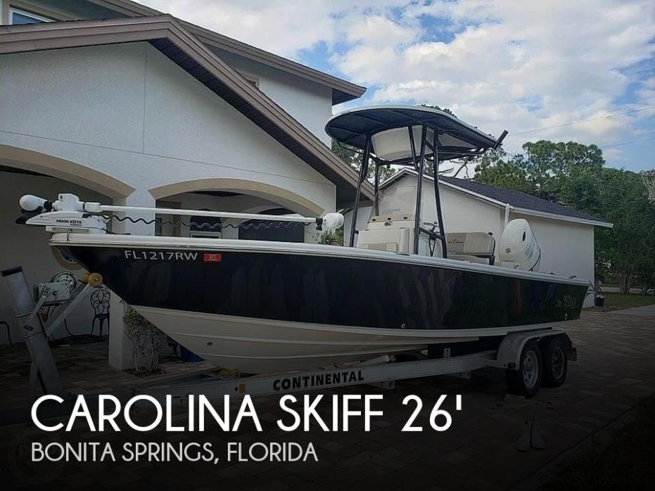 2018 Carolina Skiff Sea Chaser