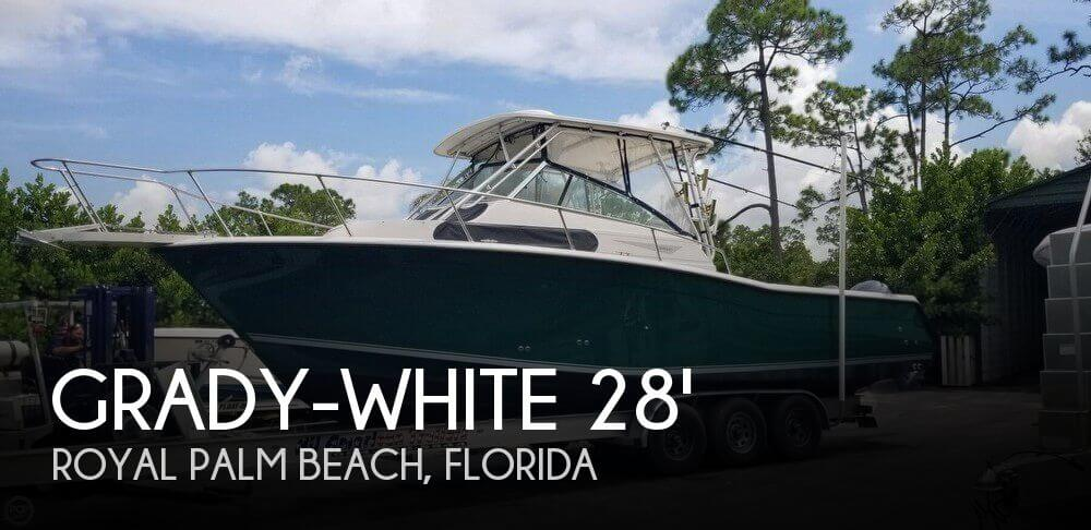 1993 Grady-White 28 Marlin