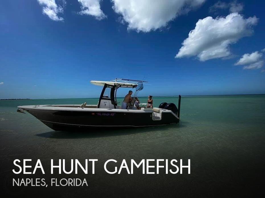 2017 Sea Hunt Gamefish