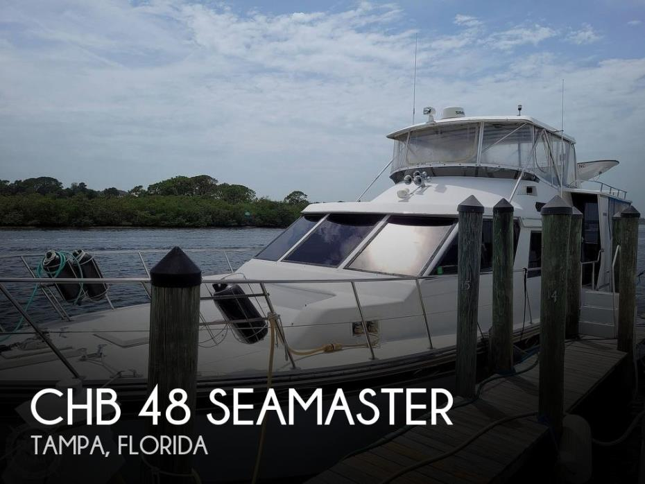 1991 CHB 48 Seamaster