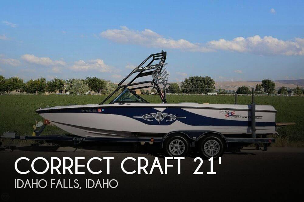 2001 Correct Craft 21 Pro Air Nautique