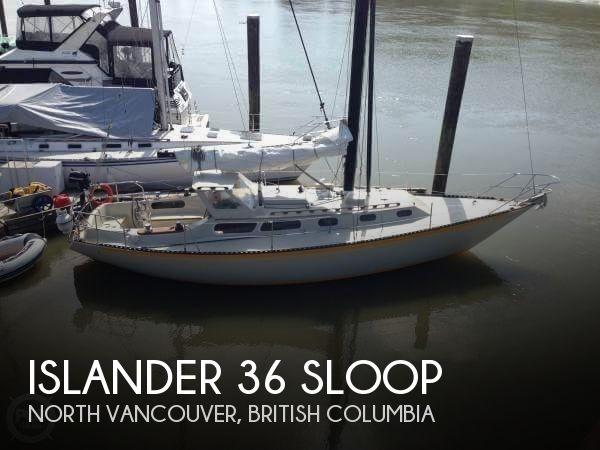 1976 Islander 36 Sloop
