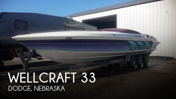 1994 Wellcraft Scarab Thunder