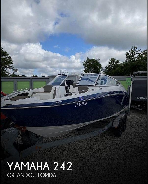 2016 Yamaha 242 LE Limited