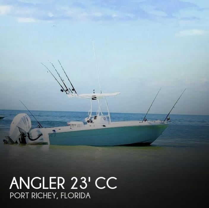 2006 Angler 23' CC