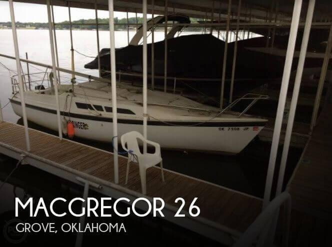 1995 MacGregor 26